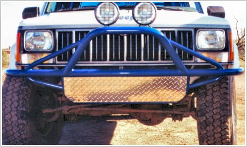 Photo Fab Jeep Bumpers